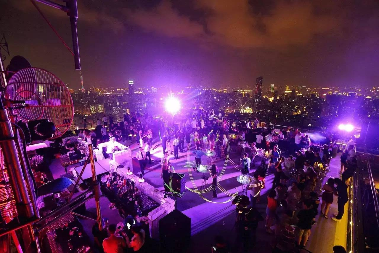 【HELIPAD EDM PARTY】ON TOP OF GUANGZHOU SKYLINE