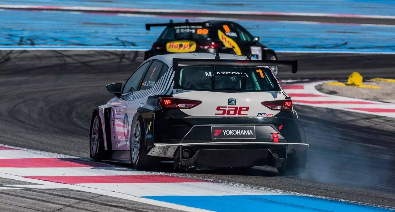 The Seat Leon Eurocup 2016 is being complicated for Verity Audio